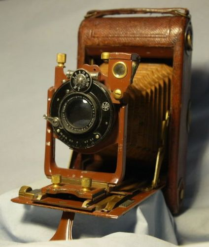 '                          TROPICAL Trona -Oxyplast Lens -VERY RARE-' Trona Tropical Camera  £299.99